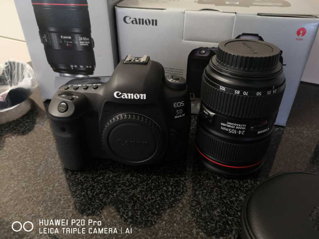 Brand New :Canon, Nikon and Sony Alpha Cameras